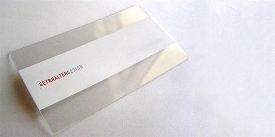 geyrhalter business card