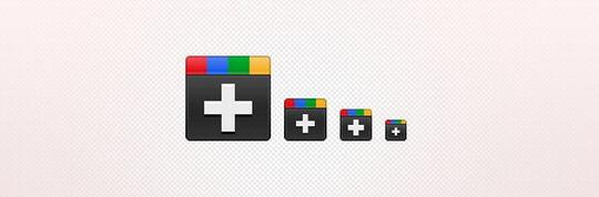 Free Google Plus Icons