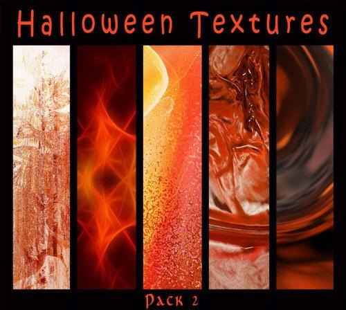 Halloween Textures Pack