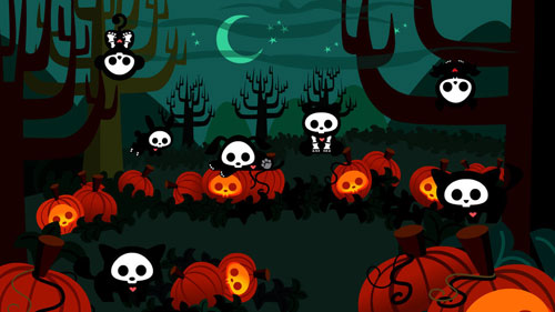 Happy Halloween From Skellys