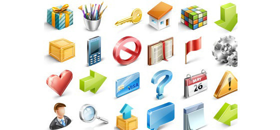 Webtoys Icons