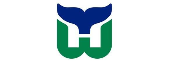 hartford whalers logo with hidden messages