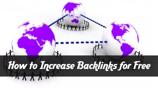 Build Backlinks for Free