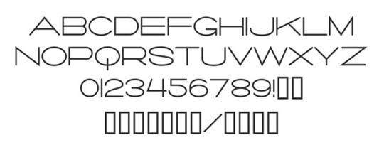 salaryman font