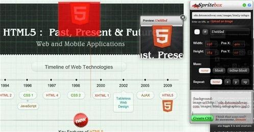 spritebox online html5 tool