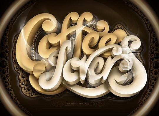 Typography Design Examples