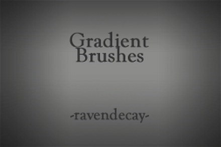 gradient brushes