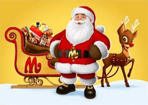 marabou christmas! by giorgio cantu