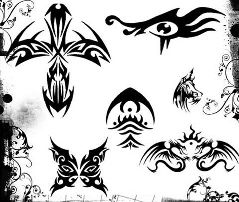 tattoo brushes