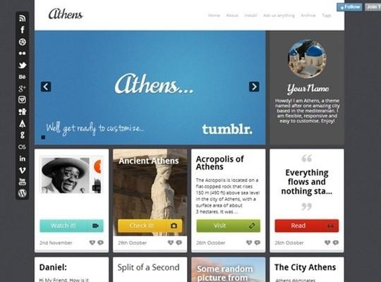 athens theme