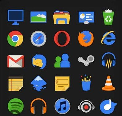 plex icon set