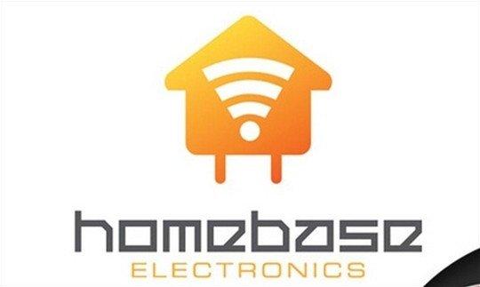 home base electronics - logo psd file
