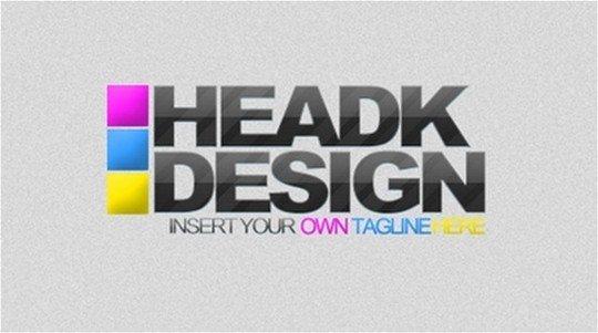 colourful logo - logo psd file