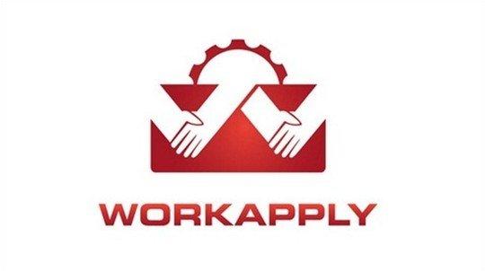 work apply logo - logo psd file