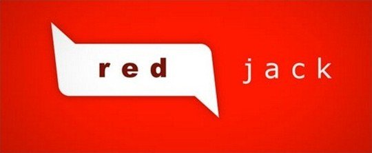 red jack - logo psd file