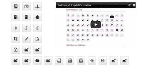 livicons for wordpress – animated vector icons