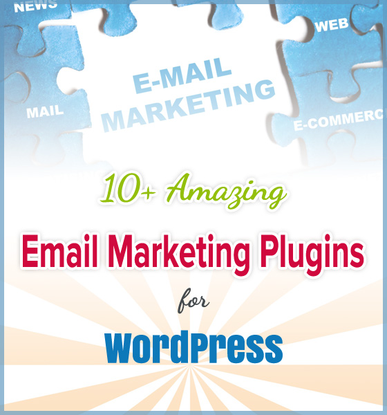 email marketing plugins for wordpress