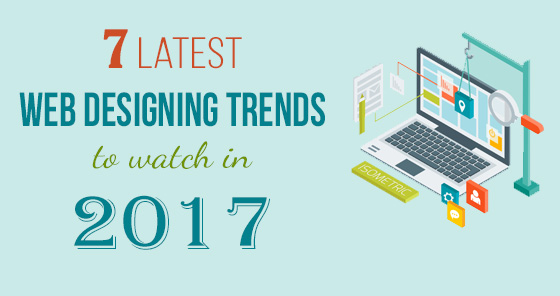 web design trends for 2017 and coming year