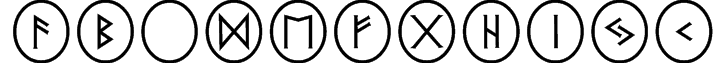 PR_Runestones_2 Font