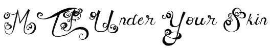 MTF Under Your Skin Font