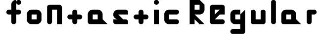 fontastic Regular Font