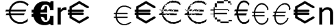 Euro Collection Font