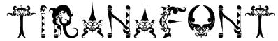 tiranafont Font