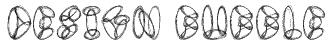Design Bubble Font