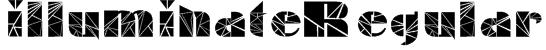 illuminateRegular Font
