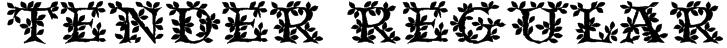 Tender Regular Font