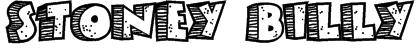Stoney Billy Font