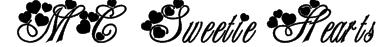 MC Sweetie Hearts Font