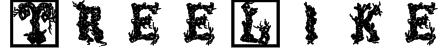 TreeLike Font