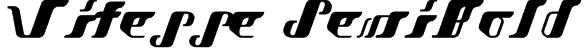 Vitesse SemiBold Font