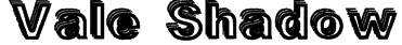 Vale Shadow Font