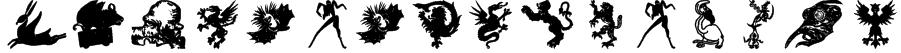 MythologicalsOne Font
