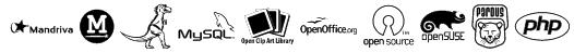 OpenLogos Font