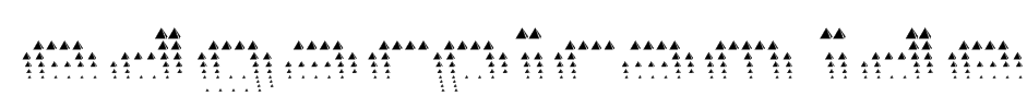 edgarpiramide Font