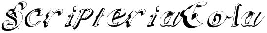 ScripteriaCola Font