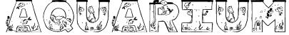 Aquarium Font