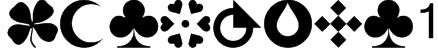 wmshapes1 Font