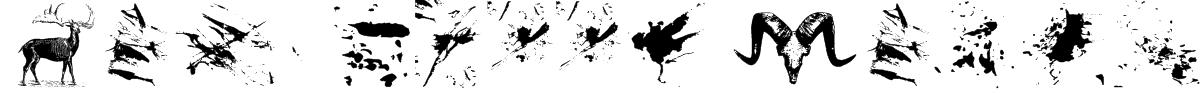 The Blood Shack Font
