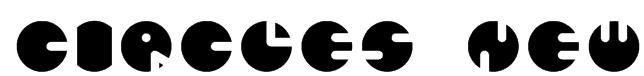Circles_New Font