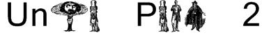 Unca Pale 2 Font