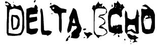 Delta Echo Font