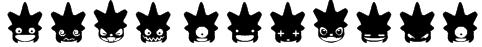 Punk Smileys Font