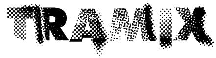 Tramix Font