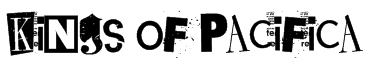 Kings of Pacifica Font