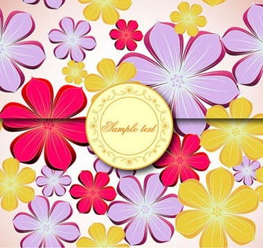 color,eps,illustrator,love,photoshop,pink,psd,purple,vector,tile,background,pattern,lovely,sunny,vectors,beautiful,romantic,florish,abstract flower vector