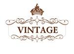 Decorative Vintage Vector Frame